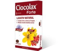 Ciocolax Forte, 20 comprimate, Solacium Pharma