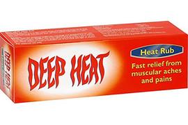 Deep Heat Rub, 67g, Mentholatum