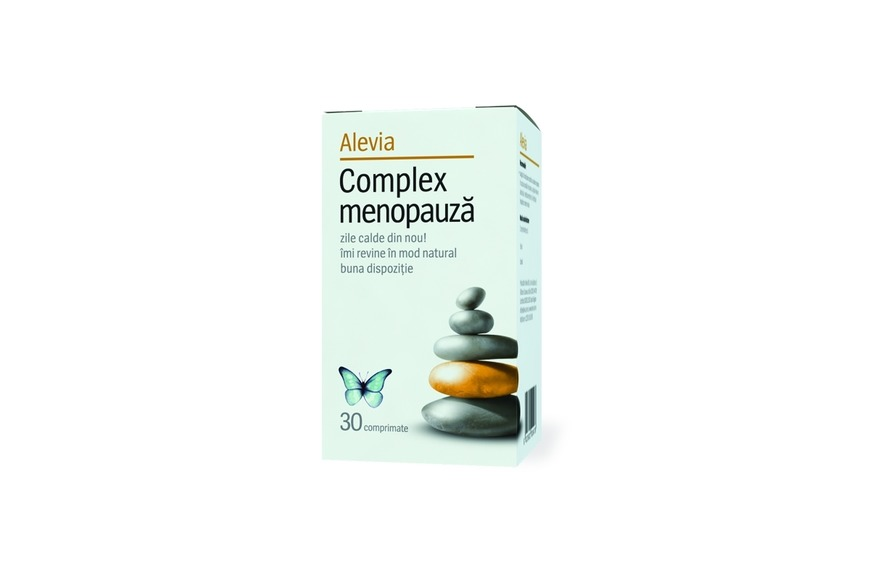 Complex menopauza - 30 cps, Pret: 22,17 RON