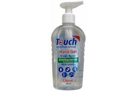 Gel de maini antibacterian Touch Classic, 220ml