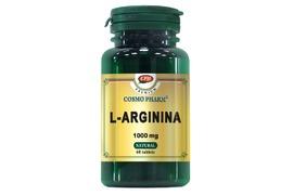 Premium L-arginina 1000mg, 30 tablete, Cosmopharm