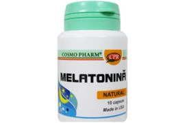 Melatonina, 10 capsule, Cosmopharm