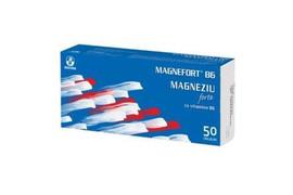 Magnefort B6, 50 drajeuri, Biofarm