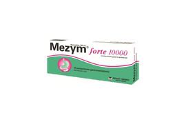 Mezym Forte 10000,125mg 10 Comprimate, Berlin Chemie