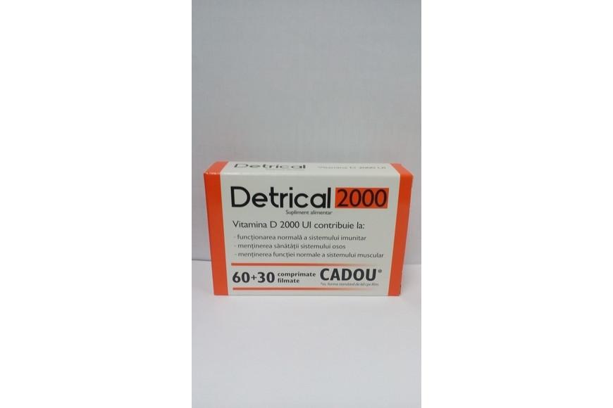 detrical 2000 pret farmacia dona ceai plante pentru slabit
