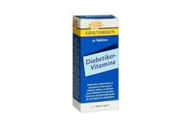 Diabetiker Vitamin, 30 tablete, Worwag Pharma Gmbh Amp Co Kg