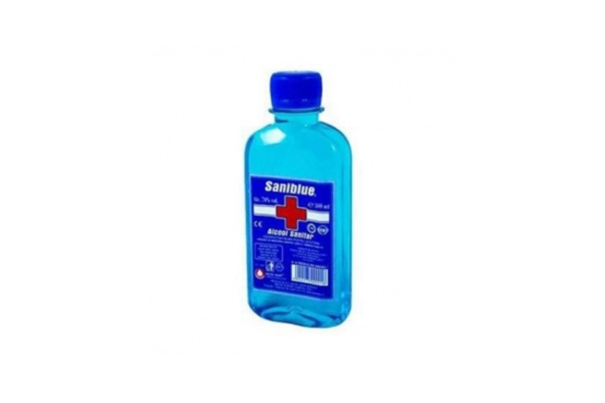 Alcool sanitar pentru micoza