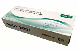 Test Rapid Antigen COVID-19, 5 bucati, Hangzhou Realy
