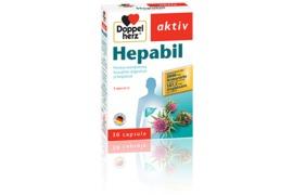 Hepabil pentru mentinerea functiilor digestive, 30 capsule, Doppelherz