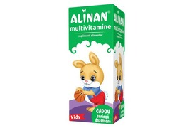 Alinan Multivitamine, 150 ml, Fiterman Pharma
