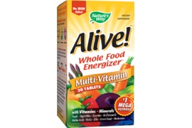 Alive Multivitamine, 30 tablete, Secom