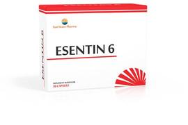 Esentin 6, 30 capsule, Sun Wave Pharma