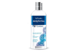 Emulsie hidratanta si demachianta 2in1 Gerovital H3 Classic, 200 ml, Farmec