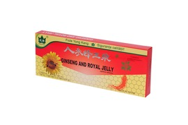 Ginseng si Royal Jelly, 10 fiole, Yongkang