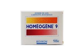 Homeogene 9, 60 comprimate, Boiron