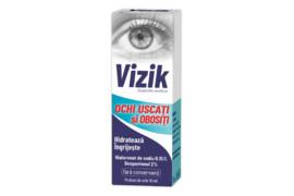 VIZIK picături pentru ochi uscaţi şi obosiţi, 10 ml,  Penta Arzneimittel GmbH