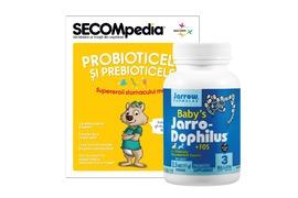 Jarro-Dophilus + Fos Baby Pudra