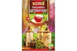 Ceai pentru detoxifiere 50g, Adserv
