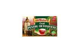 Ceai Detoxifiere, 20 doze, Adserv