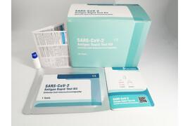 Test Rapid Covid Antigen Nas 1 Bucata, Lepu
