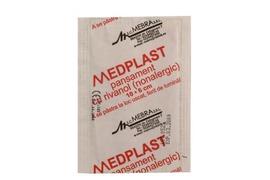 Plasturi cu rivanol Medplast 1252 M, 10x6 cm, 20 bucati, Mebra