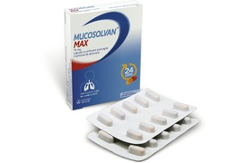Mucosolvan Max 75mg, 20 capsule, Sanofi
