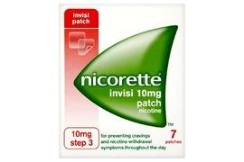 Nicorette Clear 10mg, 7 plasturi, Mcneil