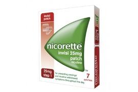 Nicorette Clear 25mg, 7 plasturi, Mcneil