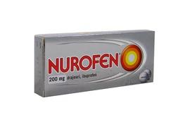 Nurofen 200 mg, 24 drajeuri, Reckitt Benckiser