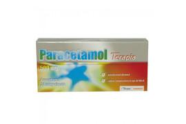 Paracetamol Terapia 500mg, 20 comprimate, Terapia Ranbaxy