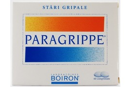 Paragrippe, 60 comprimate, Boiron