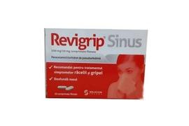 Revigrip Sinus 20comprimate, Solacium