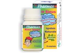 Rino Sinus, decongestionarea cailor respiratorii X30comprimate, Pharmex