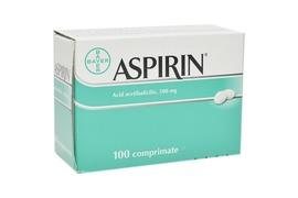 Aspirin 500 mg, 100 comprimate, Bayer