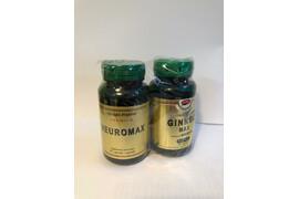 Neuromax oferta cu Ginkgo Max 30+ 30 capsule, Cosmopharm