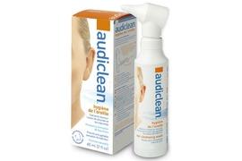 Audiclean, igiena urechii Spray x60ml,  Omega Pharma