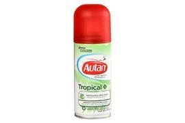 Spray impotriva tantarilor Autan Tropical, 100 ml, Johnson