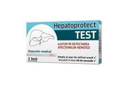 Test hepatoprotect, Biofarm
