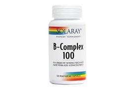 B Complex 100, 50 capsule, Secom