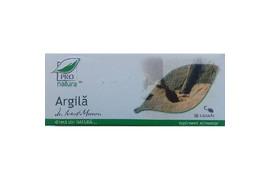 Argila, 30 capsule, Pro Natura