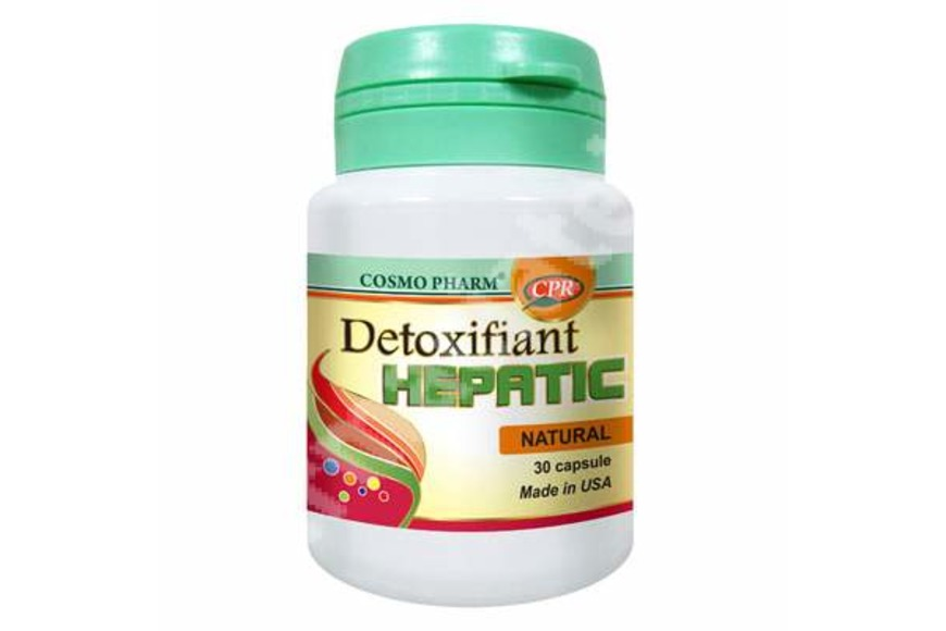 detoxifiant hepatic