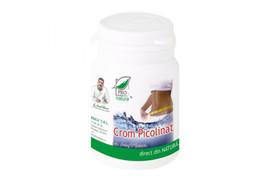 Crom Picolinat, 90 capsule, Pro Natura