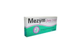Mezym Forte 25000, 20 comprimate, Berlin-Chemie