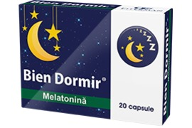 Bien Dormir Melatonina