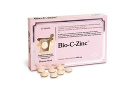 Bio C-zinc 650mg 30tb