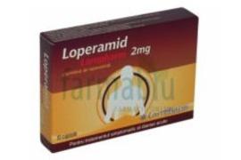 Loperamid in sarcina