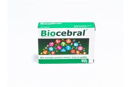 Biocebral, 20 capsule, Fiterman Pharma