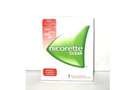 Nicorette Clear 15mg, 7 plasturi, Mcneil
