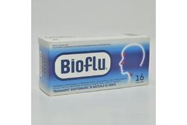 Bioflu, 16 capsule moi, Biofarm