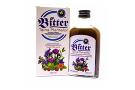 Bitter Taina Plantelor fara alcool, 200 ml, Hypericum